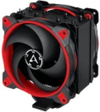 ARCTIC Freezer 34 eSports DUO - Processor-køler - (for: LGA1156, LGA1155, LGA1150, LGA2011-3, LGA1151, AM4, LGA2066) - aluminium - 120 mm - rød