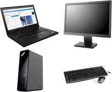 Lenovo ThinkPad X260 Kontorpakke