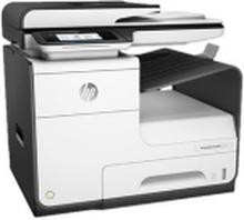 HP PageWide Pro 477dw - Multifunktionsprinter - farve - side bredt array - Legal (216 x 356 mm) (original) - A4/Legal (medie) - op til 40 spm (kopier