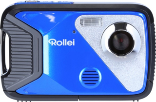 Rollei Sportsline 60 Plus Actionkamera Blå
