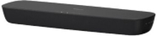 Panasonic SC-HTB200 - Lydbar - til hjemmebiograf - trådløs - Bluetooth - 80 Watt - sort