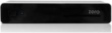 Vu+ ZERO, Satellit, Fuld HD, DVB-S2, 576p,720p,1080i, 4:3,16:9, H.264,MPEG2