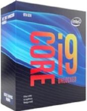 Intel Core i9 9900KF - 3.6 GHz - 8 kerner - 16 tråde - 16 MB cache - LGA1151 Socket - Box