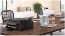 Canon PIXMA G6050 - Multifunktionsprinter - farve - blækprinter - refillable - A4 (210 x 297 mm), Letter A (216 x 279 mm) (original) - A4/Legal (medi