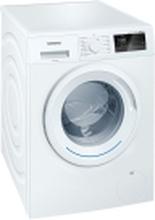 Siemens iQ300 WM14N0L7DN - Vaskemaskine - fritstående - bredde: 59.8 cm - dybde: 55 cm - højde: 84.8 cm - frontbetjening - 55 liter - 7 kg - 1400 rpm