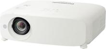 Panasonic PT-VZ580 - LCD-projektor - 5000 lumen (hvid) - 5000 lumen (farve) - WUXGA (1920 x 1200) - 16:10 - 1080p