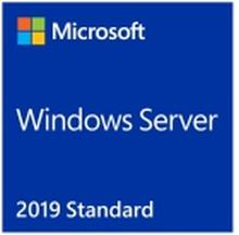 Microsoft Windows Server 2019 Standard - Licens - 16 kerner - OEM - DVD - 64-bit - Engelsk