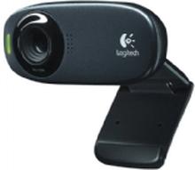 Logitech HD Webcam C310 - Webkamera - farve - 1280 x 720 - audio - USB 2.0
