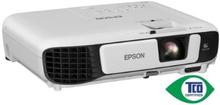 Epson Eb-W42 - Lcd, 3600 Ansi, 28dB (eco), 1,3-1,56:1, 2,5kg, 1xVGA, 1xHDMI, Wlan