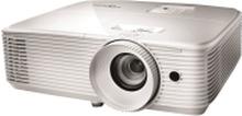 Optoma EH335 - DLP-projektor - bærbar - 3D - 3600 lumen - Full HD (1920 x 1080) - 16:9 - 1080p