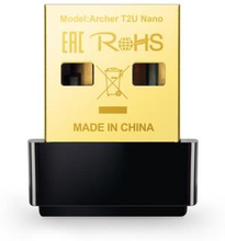 TP-Link AC600 Nano Wi-Fi USB Adapter /Archer T2U Nano