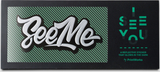 See Me - reflective sticker