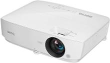 BenQ TW535 - DLP-projektor - UHP - bærbar - 3D - 3600 ANSI lumens - WXGA (1280 x 800) - 16:10 - 720p