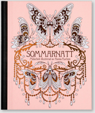 Sommarnatt - Coloring book