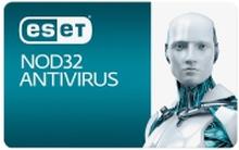ESET NOD32 Antivirus - Fornyelse af abonnementlicens (1 år) - 1 computer - Hente - Win