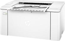 HP LaserJet Pro M102w - Printer - S/H - laser - A4/Legal - 1200 dpi - op til 22 spm - kapacitet: 160 ark - USB 2.0, Wi-Fi