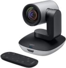 Logitech PTZ Pro 2 - Konferencekamera - PTZ - farve - 1920 x 1080 - 1080p - motoriseret - USB - H.264
