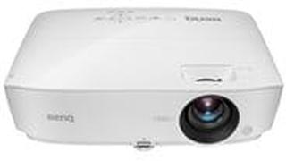 BenQ MW535 - DLP-projektor - bärbar - 3D - 3600 ANSI lumen - WXGA (1280 x 800) - 16:10 - 720p