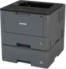 Brother HL-L5100DNT - Printer - S/H - Duplex - laser - A4/Legal - 1200 x 1200 dpi - op til 40 spm - kapacitet: 820 ark - USB 2.0, LAN