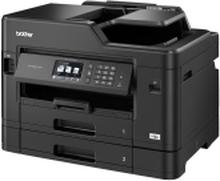 Brother MFC-J5730DW - Multifunktionsprinter - farve - blækprinter - Legal (216 x 356 mm) (original) - A3/Ledger (medie) - op til 12 spm (kopiering) -