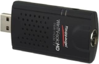 Hauppauge WinTV soloHD - Digital TV tuner - DVB-C, DVB-T2 - HDTV - USB 2.0