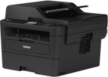 Brother MFC-L2730DW - Multifunktionsprinter - S/H - laser - Legal (216 x 356 mm) (original) - A4/Legal (medie) - op til 34 spm (kopiering) - op til 3
