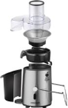 Concept LO7026, Slow juicer, Sort, Rustfrit Stål, Rustfrit Stål, 16800 rpm, 1,8 L, 1 L