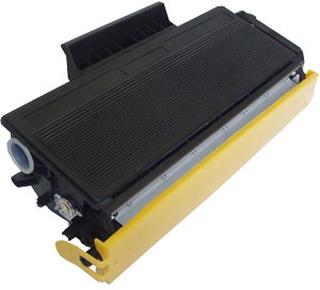 Kompatibel Brother TN570 Lasertoner, Svart, 6700 sidor