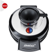 Steba WE 20 VOLCANO (black), 210 mm, 270 mm, 155 mm, 1,9 kg, 700 W, 230 V