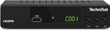 TechniSat HD-C 232 - DVB-C modtager - sort