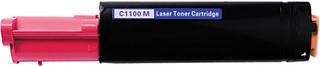 Epson C1100 M (SO50188) Lasertoner, Magenta, kompatibel