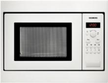 Siemens HF15M251 - Mikrobølgeovn - til indbygning - 17 liter - 800 W - hvid