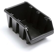 Skrzynka narzędziowa, kuweta - 10 x 15,5 cm - NP6 - czarna