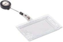 Durable 8224-19, Polystyren, Transparent, 80 cm, 54 mm, 90 mm, 10 stk