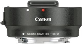 Canon - Objektivadapter Canon EF - Canon EF-M - for EOS M, M50 Mark II