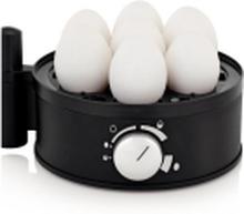 WMF consumer electric Stelio eggs cooker silver/black