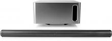 Soundbar | 390 W | 2.1 | Bluetooth® | Subwoofer | Fjernbetjening | Vægmonteret