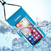 Naturehike NH18F005-S 6 Zoll Wasserdichte Handytasche Halter Smartphone Tasche Touchscreen