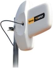 Televes 4GNOVA BOSS - Antenne - mobil - 7,5 dBi (til 698 - 960 MHz), 7 dBi (til 1,7 - 2,7 GHz)