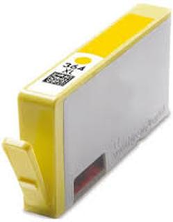 HP 364 XL Y (CB325EE) gul kompatibel blækpatron 15 ml