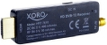 Xoro HRT 7610, Terrestrisk, Fuld HD, DVB-T,DVB-T2, 1920 x 1080 pixel, 1080p, 60 fps