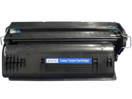 HP C4127X (HP 27A XL) Lasertoner sort, kompatibel (10000 sider)