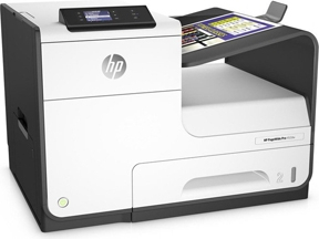 HP PageWide Pro 452dw Printer + 500 sheet tray