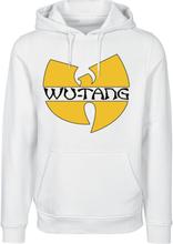 Wu-Tang Clan - Logo -Hettegenser - hvit