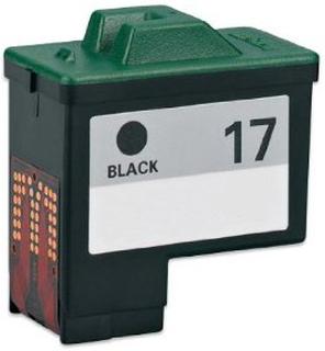 Lexmark 17 (10N0217) sort kompatibel blækpatron (12 ml)