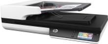 HP Scanjet Pro 4500 fn1 - Dokumentscanner - CMOS / CIS - Duplex - A4/Letter - 1200 dpi x 1200 dpi - op til 30 ppm (mono) / op til 30 ppm (farve) - AD