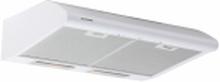 SILVERLINE Likya SL 1201 HV - Hætte - standard - bredde: 59.8 cm - dybde: 50 cm - udtrækning og recirkulation (med ekstra recirkulationssæt) - hvid