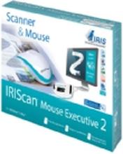 IRIS IRIScan Mouse Executive 2 - Håndholdt scanner - A3 - 300 dpi - USB 2.0