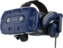 HTC VIVE Pro - Headset Only - virtual reality headset - bærbar - 2880 x 1600