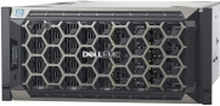 Dell EMC PowerEdge T640 - Server - tower - 5U - 2-vejs - 1 x Xeon Silver 4110 / 2.1 GHz - RAM 16 GB - SAS - hot-swap 2.5 - SSD 240 GB - DVD-skriver